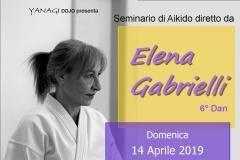 Elena Gabrielli - Roma, 14 Aprile 2019