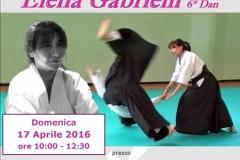 Elena Gabrielli - Roma, 17 Aprile 2016
