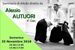 Alessio Autuori - Roma, 25 Novembre 2018