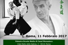 Bruno Gonzalez - Roma, 11 Febbraio 2017