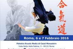 Bruno Gonzalez - Roma, 6/7 Febbraio 2016