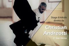 Christian Andreotti - Roma, 9 e 10 Febbraio 2019