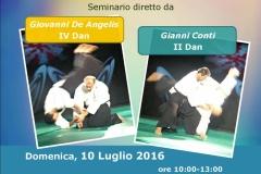 Special Keiko 2016 - Gianni Conti/Giovanni De Angelis